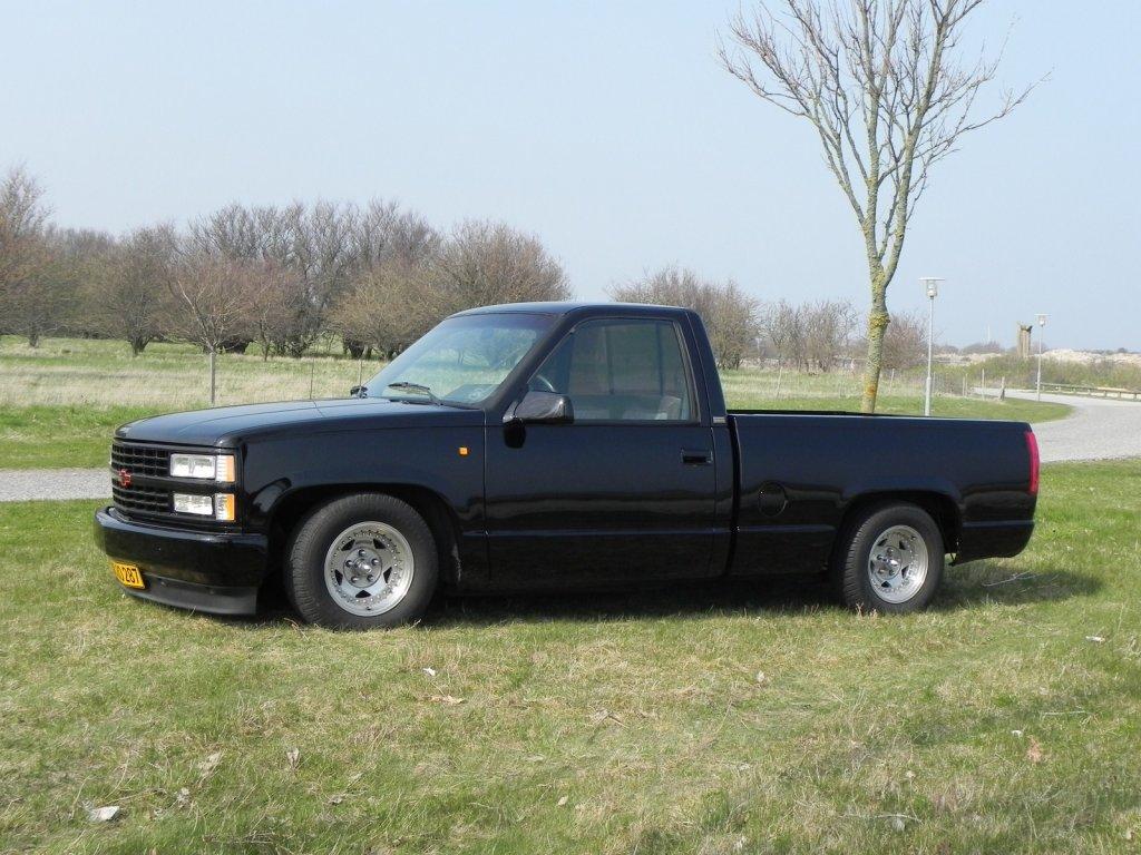 1990 Chevrolet C1500 Pick-up
