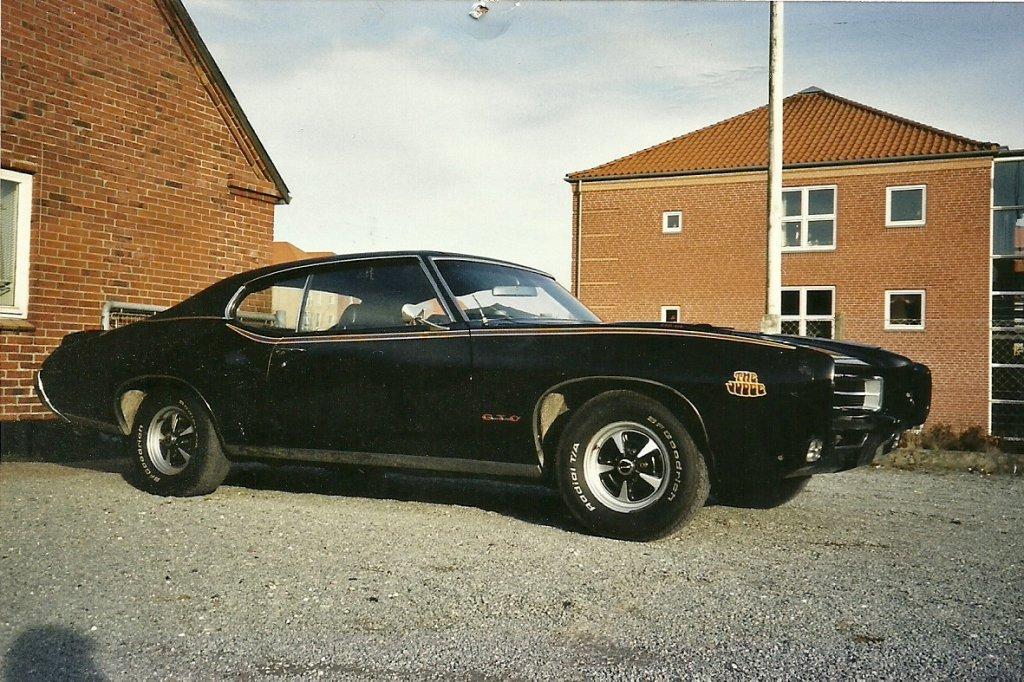 1969 Pontiac GTO Jugde