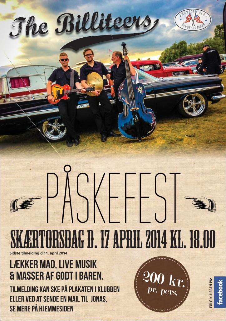 Påskefest 2014